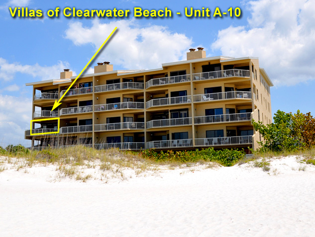 Clearwater Beach Weekly Rentals